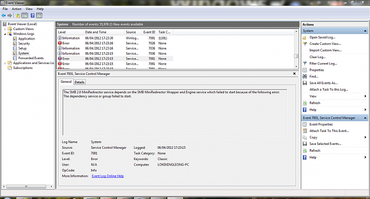 Windows 7 Home Premium 64-bit, encountering random freezes-smbminidirectorerror.png
