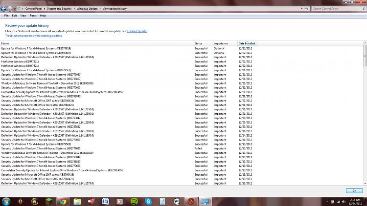 Problems after windows update-recent-updates.png