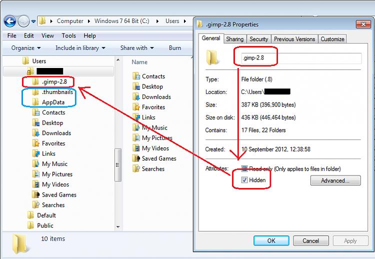 Explorer: Hidden folders are visible-explorer_ds.png