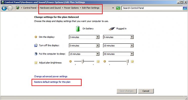 system goes back to logon screen when i hibernate-restore-default-power-settings.png