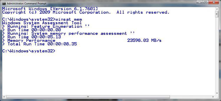 What's your memory assessment speed? [2]-winsat_1866.jpg
