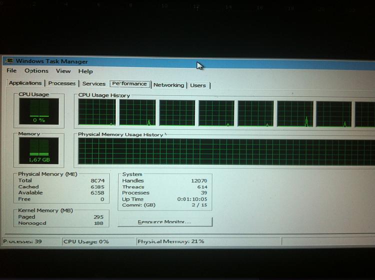 Windows barely runs, 0 free physical memory problem-photo-1.jpg