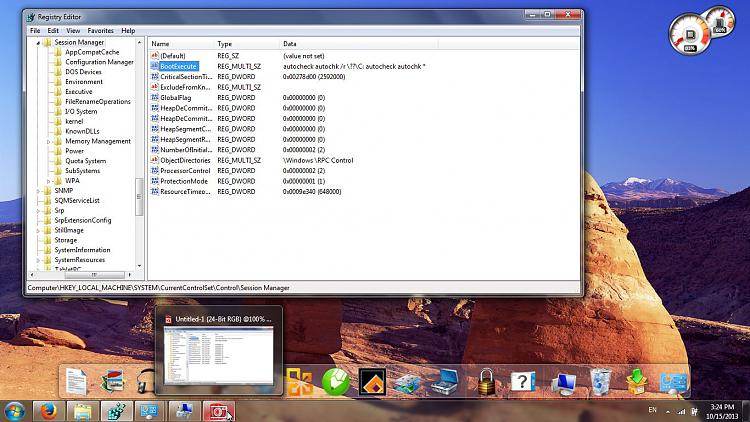 Disk Check Won't Run-regedit-sc.jpg