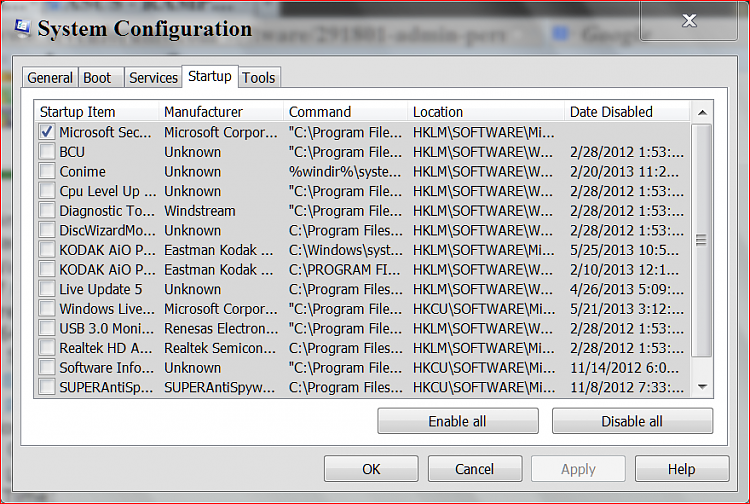 All programs, including explorer, stop responding.-msconfig-start-up5-29-2013.png
