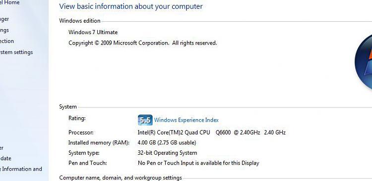 Windows 7 showing far less RAM than should be....-desk2.jpg