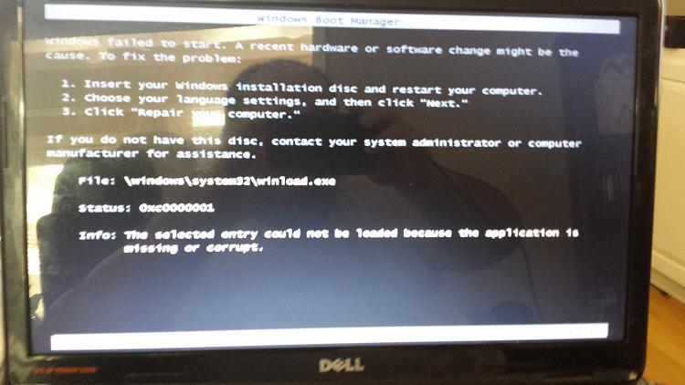 Repair your computer option not working (restoring factory backup)-20160411_145916.jpg
