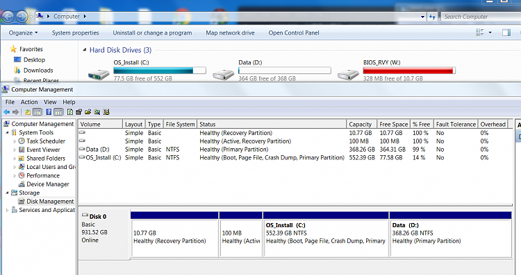 Hibernation takes longer than restart to boot.-disk-managment.png