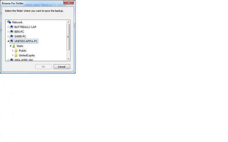 Restoring backed-up files-screen-4-network-browse-folders.jpg