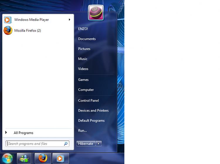 Start menu Problem-screenshot1.png