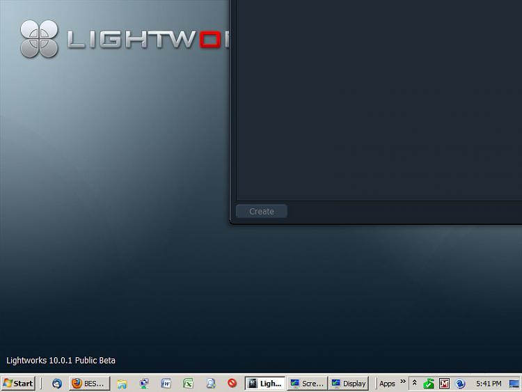 BEST Video Conversion Software?-lightworks.jpg