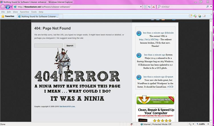 Latest CCleaner Version Released-404.jpg
