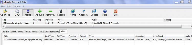 OGV Converter Freeware Software-1xmrecodeogv2vob.jpg