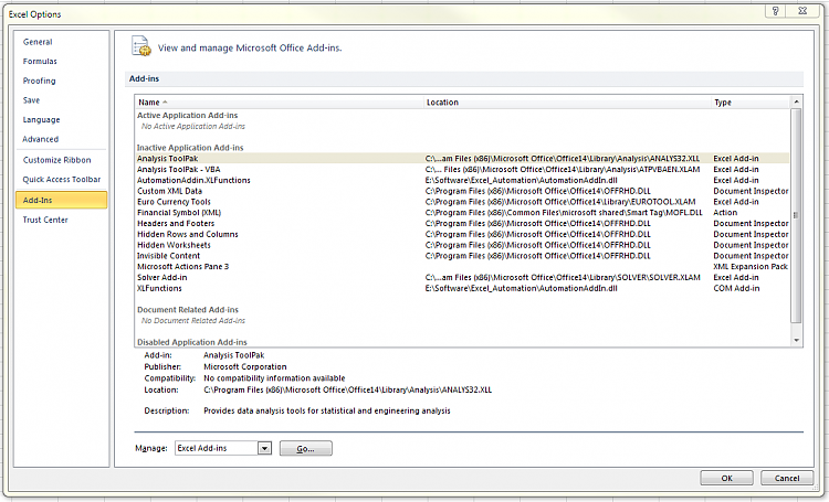 directory xla in Excel 2007-capture.png