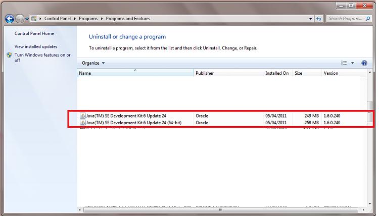 Java Version 6 Update 24 Update Problem. Please help!-proof.png