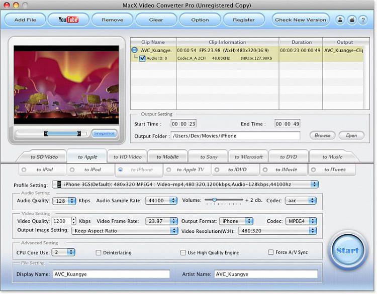 MacX Video Converter Pro 3.2.0 for Free-screenshot_02.jpg