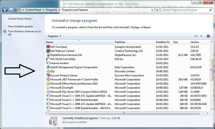 JAVA JRE 6 Update 26-add-remove.jpg