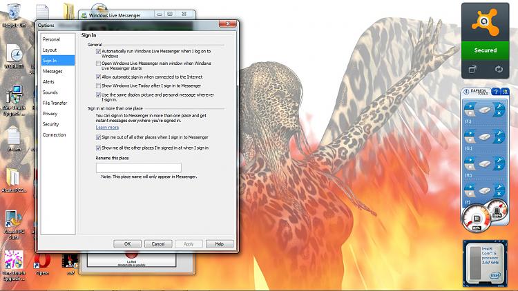 Windows Live Messenger ( taskbar problem )-wlm_bug.png