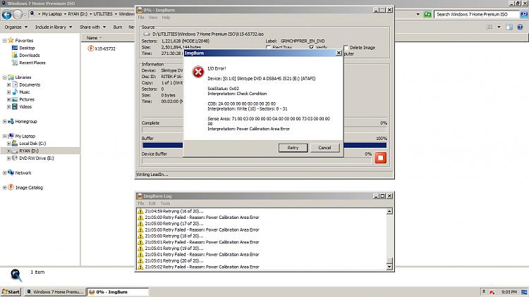 Need Help with ImgBurn - Windows 7 Help Forums