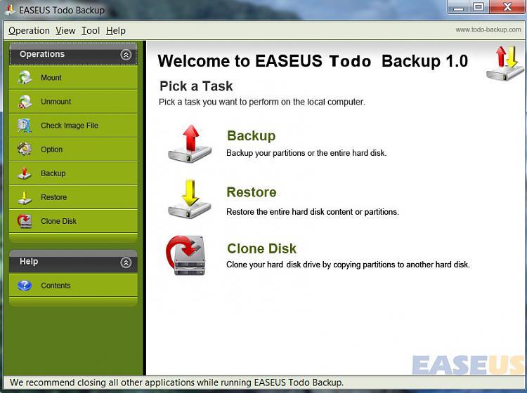 Free drive image program from Easeus - TODO-todo-1-2009-08-16_044645.jpg