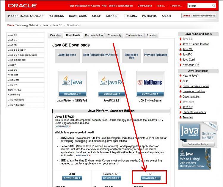Not getting Java download-jre.jpg