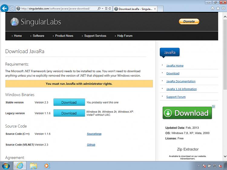 Uninstall Old Java Version - Cannot Find-javara-01.png