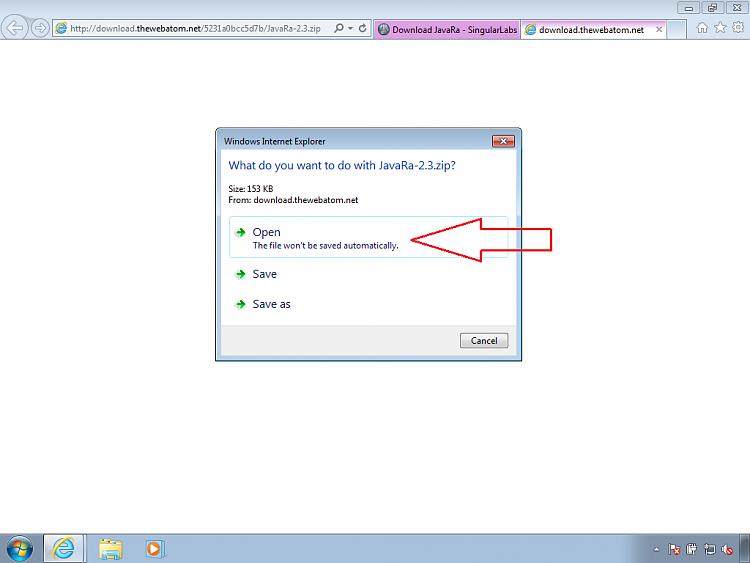 Uninstall Old Java Version - Cannot Find-javara-02.png