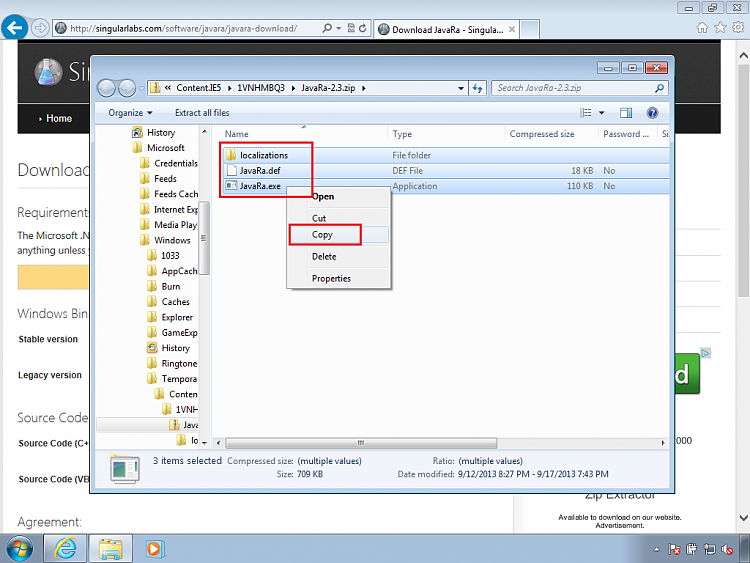 Uninstall Old Java Version - Cannot Find-javara-03.png