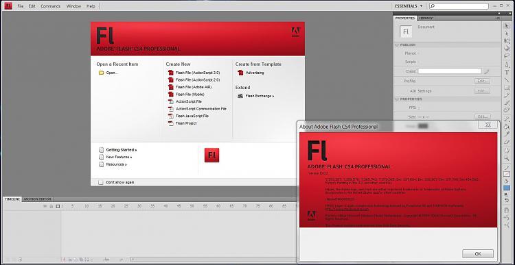 Flash CS4 Doesn't work with Windows 7 x64-flashcs4win7x64.jpg