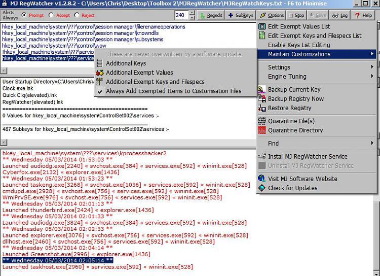 MJ Registry Watcher (Free)-mj-regwatcher-add-exemptions.jpg