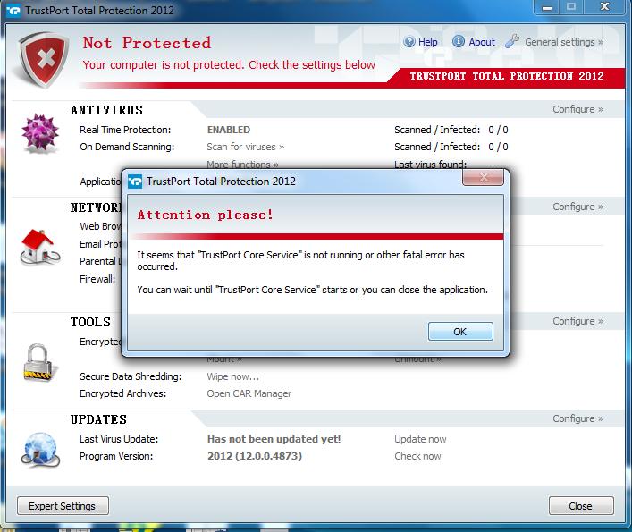 Why Trustport total protection will prompt error message??-trustport-fatal-error.png