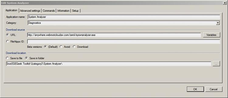 Create a auto installer - Windows 7 Help Forums