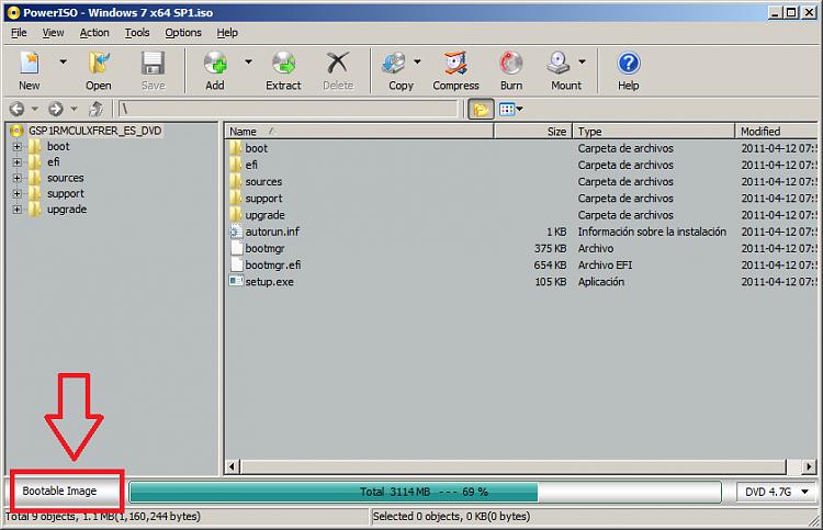 PowerIso problem - Windows 7 Help Forums