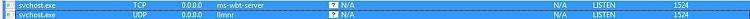 Windows 7 x64 CryptSvc under Svchost uploading data-svc.jpg