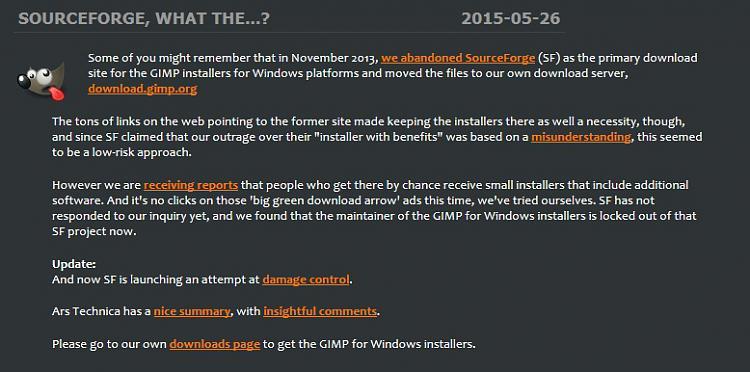 How to make internet image backgrounds transparent?-gimp_news.jpg