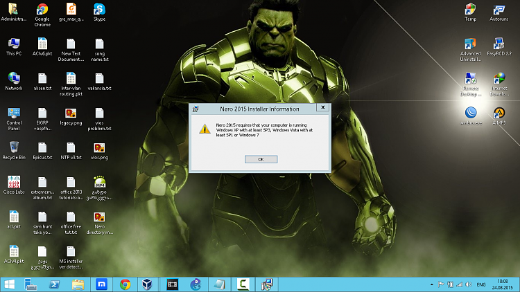 Nero Install Error 1158-nero.png