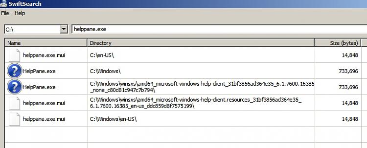 """Windows help and support "" cannot start-helppane.jpg"