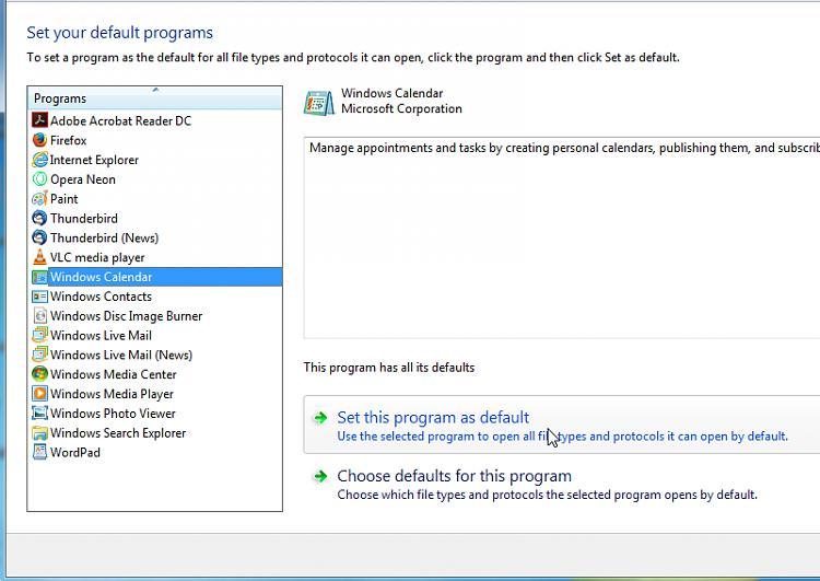 Replace Windows Vista Calender with a suitable Windows 7 program-wincaldefaults.jpg