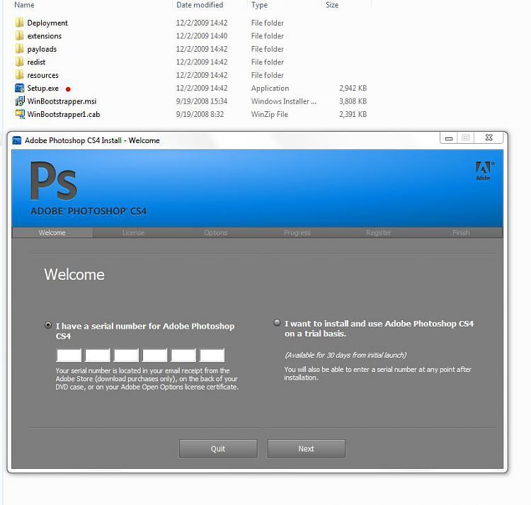 Adobe Photoshop CS4 not Opening-adobe-cs4-trial-setup.jpg