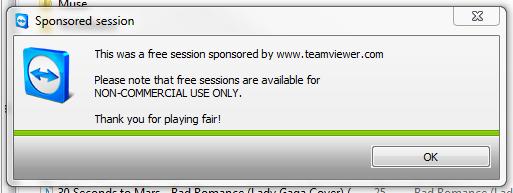 Teamviewer Question