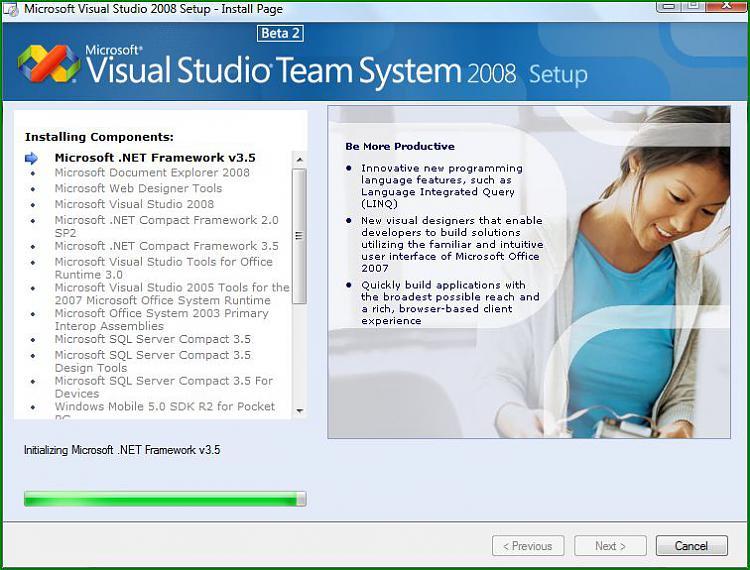 Unattended multiple program silent installation-vs2008-setup-installing.jpg