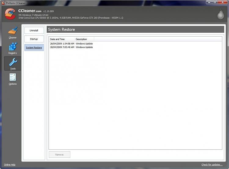 Latest CCleaner Version Released-2009-04-30_000314.jpg
