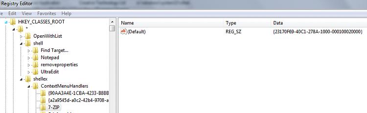 The right-click context menu and 7-Zip-7zip.png