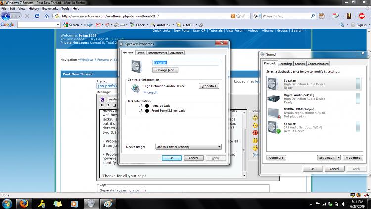 SRS SandBox Problems on HP HDX 16t, running Windows7 RC-high_definition_audio_codec_speaker_settings.png