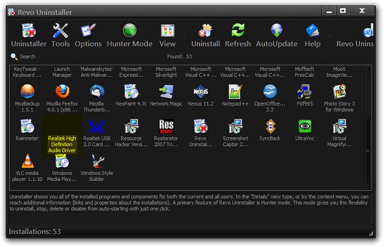 Realtek HD Audio Manager not in Control Panel-revo-uninstaller.png