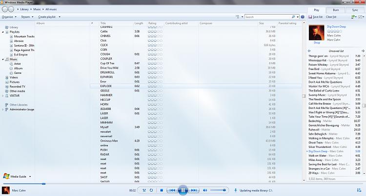 WMP 12 Listing Windows Sounds-wmp-mssounds.png