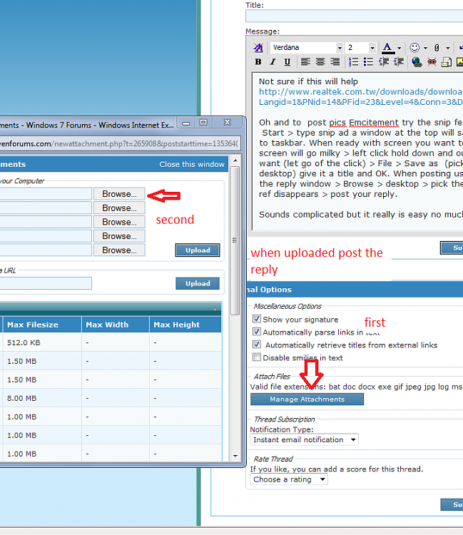 Realtek HD Audio Manager won't open.-snip.png