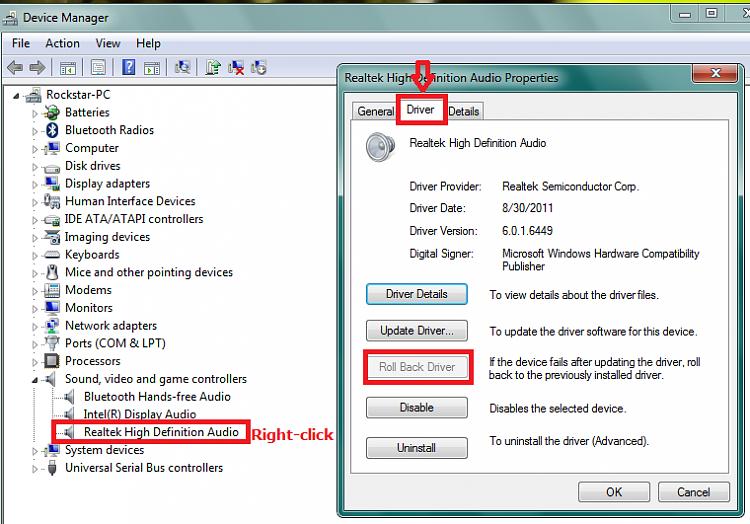 Realtek, Windows 7 64bit Crackle/static/popping-realtek.png