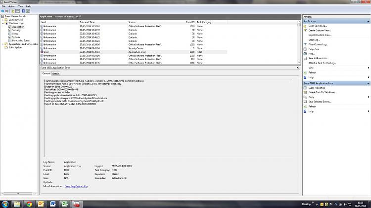 Windows Audio service stops itself.-via.jpg