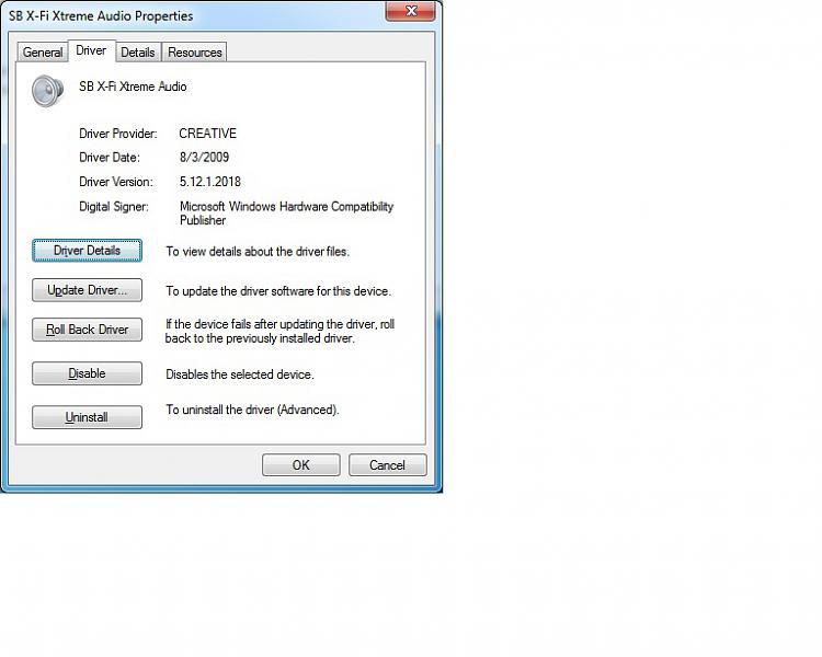 Creative x fi xtrememusic drivers download.