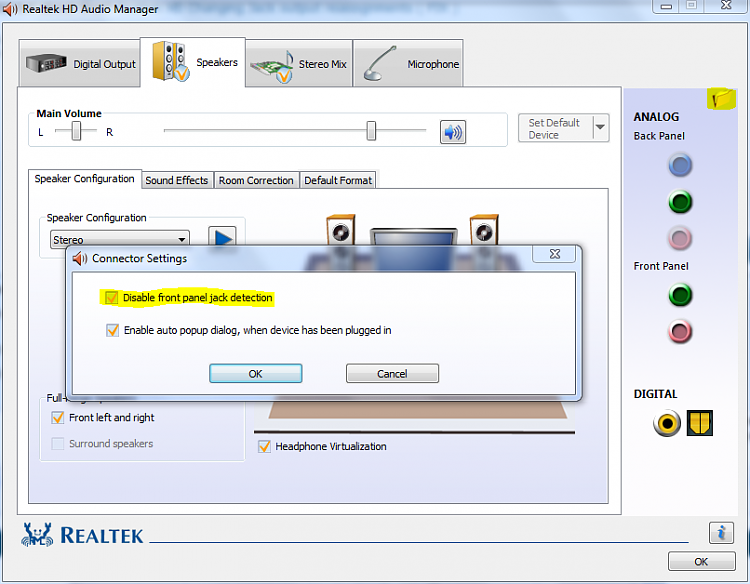 realtek alc series ac97 audio driver windows 7
